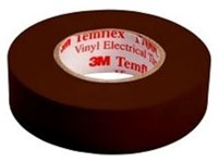 1700c-brown-3/4x66ft 3m 3/4 Brown Vinyl Electrical Tape CAT721,1700C-BROWN-3/4X66FT,00054007506492,BRET,3MET,50649,05400750649,