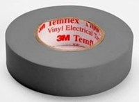 1700c-gray-3/4x66ft 3m 3/4 Gray Vinyl Electrical Tape CAT721,1700C-GRAY-3/4X66FT,00054007506508,GRET,3MET,50650,05400750650