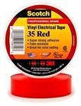 35red34 3m 3/4 X 66 Red Vinyl Electrical Tape CAT721,S3566RED34,35RF,35RED,RET,ET,ETR,35RED34,054007108108,3MT,10810,3METR,3MET,3M-10810,005400710810,