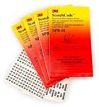 3m Spb-08 Wire Marker Book, 6 Ea, 1 CAT721,SPB08,SPB-08,5400749958,WMB,05400749958