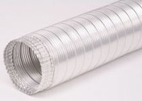 02070810 Atco 10 In X 8 Ft 020 Flex Duct CAT363,XA10,02070810,MFGR VENDOR: ATCO,PRCH VENDOR: ATCO,