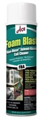 Fba Foam Blast 16 Oz Aerosol Coil Cleaner CAT415A,FBA,