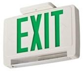 Ecbrledm6 Led Exit Emergency Combo Unit Contractor Select CAT753,ECBRLEDM6,EXITLC,EXITCLED,LEDEXITC,EXITC,EXIT,COMBO,COMBOEXIT,EXITCOMBO,784231874912