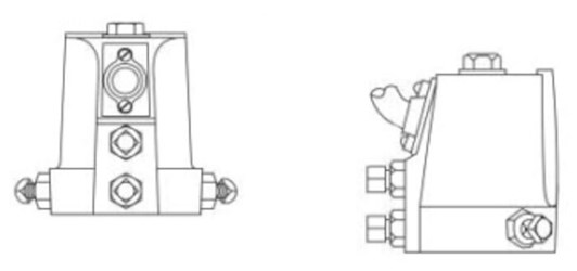 Fts U Tenon Slipfitter Adaptor For Yoke Mounted Floodlights, Unit-pack CAT753,FTSU,FTS U,FTSU,FTS U,784231036990