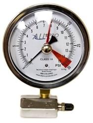Egt4015sh All-pro Ss 4 0-15 Psi Pressure Gauge CAT480,EGT4015SH,DG15,G60-055,G60055,