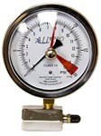 Egt405sh-cx Certified Economy 4 In Dial Face, 0-5 Psi, Gas Test Assembly Gauge