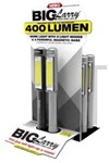 6306 Nebo Tool Big Larry Silver/black Led Work Light CAT390N,6306,NBL,645397930365