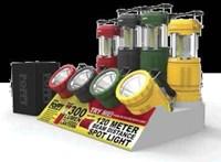 6555 Poppy Lantern And Spotlight CAT390N,645397931454