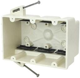 3300-nk Amp 46 Cu In 3 Gang Beige/tan Electrical Box CATAMP,08533914177,SHL3300NK,3300NK,3GB,