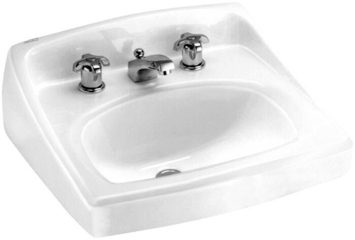 American Standard Brand 0355012020 A S Lucerne White 4