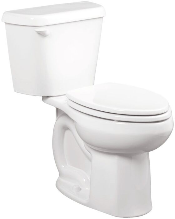 American Standard As Colony Right Height Elongated Toilet Bowl Only In White
