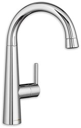 4932410075 As Edgewater Pvd Stainless Steel Ada Lf 1 Hole 1 Handle Bar/prep Faucet Pull Down CAT117L,4932.410.075,012611577628,4932410075