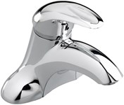 7385003002 As Reliant3 Polished Chrome Ada Lf 4 Centerset 3 Hole 1 Handle Grid Drain Bathroom Sink Faucet CAT117,7385.003.002,12611416071,7385003002,7385,green,WATER EFFICIENT,WATERSENSE,012611416071,