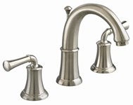 7420801295 As D-w-o Portsmouth Pvd Satin Nickel Ada Lf 6 To 12 Widespread 3 Hole 2 Handle Bathroom Sink Faucet 1.2 Gpm CAT117L,7420.801.295,012611460159,7420801295,green,WATER EFFICIENT,WATERSENSE