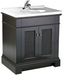 9210030322 As Portsmouth Chocolate 30 X 21.5 X 33.5 Free Standing Vanity