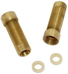M9601310070a American Standard 1/2 Brass Stem Extension Kit CAT119,M9601310070A,012611255700,