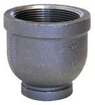 1 X 1/2 Black Mal Iron Standard Reducer Domestic CAT442D,DBRGD,BDRGD,YRGD,53,20662467355709,69029134844