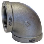 1 Galv Mal Iron Standard 90 Elbow Domestic CAT442D,DGLG,GDLG,ZLG,47,20662467325900,69029134642