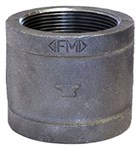 1 Galv Mal Iron Coupling Domestic