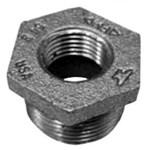 3/4 X 1/2 Black Mal Iron Hex Bushing Domestic CAT442D,DBBFD,BDBFD,YBFD,09,20662467010202,69029153078