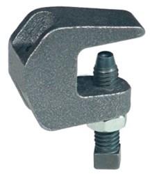 92 3/8 In Galvanized Ductile Iron Beam Clamp CAT444,92,92GC,92G,GBC38,GBCC,BC38,BCC,69029131717,717510383751