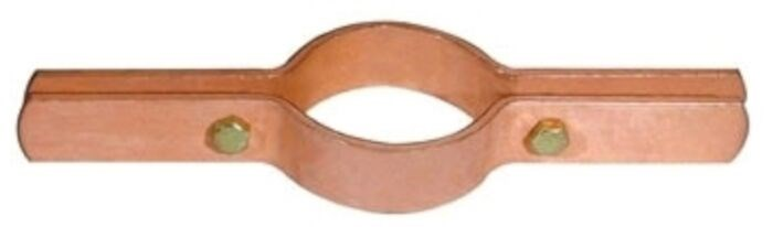 Ct121 1 In Copper Plated Carbon Steel Tubing Clamp CAT444,78101172266,511,5110100CP,CRCG,69029114853,717510383751