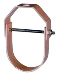 Ct65 4 In Copper Plated Light Duty/adjustable Clevis Hanger CAT444,CT65N,200CTN,3104CT,78101105647,402,CT65,4020400CP,50782856366091,200CT,CCHN,65N,69029154875,717510383751