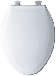 1100ec Bemis White Plastic Elongated Closed Front With Cover Toilet Seat CAT180P,073088128669,10200426,18203208,10213007,18203208,18007658,18000844,90060024,1100TTWH,1100WH,4652WH,K4652WH,20073088028369,4652-0,K4652WH,48073088028369,08073088028369,1100,10073088128666,073088128669,1100TT,1100EC000,18002550