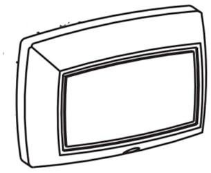 269-186 Bradley Silver Push Button CAT297P,269-186,