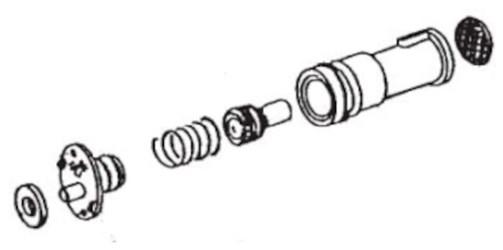 S65-084 Bradley Repair Kit CAT297P,S65-084,