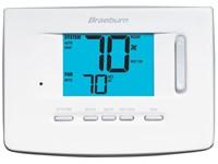 3020 Braeburn 2 Heat/1 Cool Heat Pump, 1 Heat/1 Cool Conventional Non-programmable Thermostat CAT330B,3020,833732001836