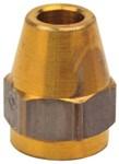 41s-4 Brasscraft 1/4 Rough Brass Short Flare Nut CAT331,33100005,F40002,41FS14,FNS14,FNS2,F40-002,20026613004956,026613082851,20026613904956,14FN,FN14,CFN,CFNB,GLF,GLFN,40002,026613004952