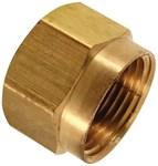 Asn-10 Brasscraft 5/8 Rough C37700 Brass Flare Nut CAT331,MASN-H,FN5,20026613082381,ASN10,026613082387