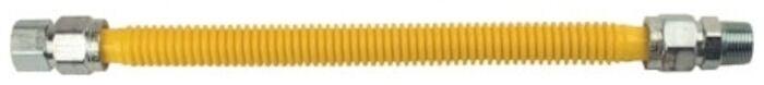 Cssb21-12 Brasscraft 7/8 Od X 3/4 Fip X 3/4 Mip 12 Ss Gas Appliance Gas Line CAT331,CSSB21-12,026613134871,TGF,TGF12
