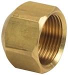 M40-10 5/8 Brass Flare Cap Flare CAT331,M4010,20026613052063,FC516,FC,026613052069