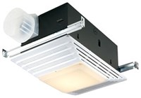 655 Broan 4 Sones 70 Cfm 1300w White Grille Heater Vent Light Combo CAT769,655,HVL,76996871,26715002542
