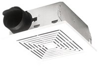 Broan 670 Ceiling And Wall Mount Fan 50 Cfm 120 Volts 0.8 Amp 1700 Rpm CAT769,670,26715023059,026715023059