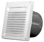 110695 3 In White Louver CAT305,110695,722048106956