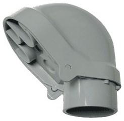 5133696 Cantex 2-1/2 Pvc Service Head CAT730,MH250,UMH250,VMH250,SHL,078524420825,PEMH250,