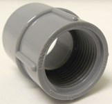 5140049 Cantex Sch 40/80 2-1/2 Female Adapter Pvc Conduit Fitting CAT730,5140049,VFA250,01706407,04443,10054211130725,20054211130722,10611942082053,PFA212,PEFA250,PEFA,008870056751,078524423325