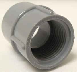 5140050 Cantex Sch 40/80 3 Female Adapter Pvc Conduit Fitting CAT730,5140050,VFA300,PEFA300,PEFA,008870052773,078524423330