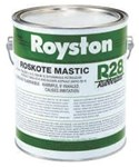 R-28 Chase 1 Gal Black Mastic Protective Coating CAT671,06455620,