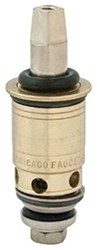 1-099xtjkabnf Chicago Faucet Quaturn Nickel Plated 2-5/8 Quarter Turn Cartridge CAT159,611943474010,1099XTJKNF,CHIRH,MFGR VENDOR: CHICAGO,PRCH VENDOR: CHICAGO