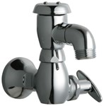 952-cp Chicago Faucets 1 Hole Cp Mop Sink Faucet