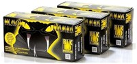 Blk-120 Component Manufacturing Black Mamba Black Nitrile Glove L CAT250GL,MFGR VENDOR: CMC,PRCH VENDOR: CMC,MGL,094922699596,