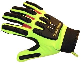 Ipt-130 Component Manufacturing Black Mamba Yellow/black Glove Xl CAT250GL,Black Mamba,Black Mamba,