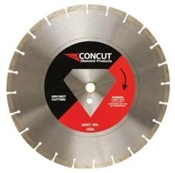 Dmc-gp-14 Concut Diamond 14 Diamond Cutting Blade CAT505,DMC-GP-14,DMCGP14,MFGR VENDOR: CONCUT,PRCH VENDOR: CONCUT,CONCUT,816198010093