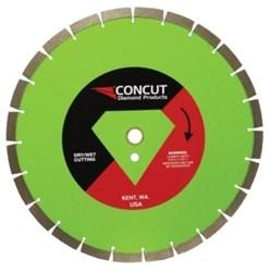 Dmc-gp-1415 Concut Diamond 14 Diamond Cutting Blade CAT505,MFGR VENDOR: CONCUT,PRCH VENDOR: CONCUT,CONCUT,816198010291