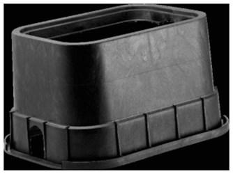 Dfw1200.12.1r Rectangular Std Meter Box With Plastic Rdr Lid CAT423B,DFW1200.12.1R,DFW1200121R,D1200,DFW,PVB,PMB,DFW1200,DFWPMBPR,1200,1200121R,WMB,