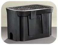 Dfw1730f-12-1da Dfw Plastics 17 X 30 X 12 Polymer Meter Box CAT423B,DFW1730F-12-10A,DFW1730,DFW1730F1210A,1730F,1730,1730F121DA,1730F-12-1DA,